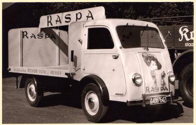 Raspa_Wagen